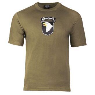 Mil-Tec 101st Airborne Screaming Eagles T-Paita