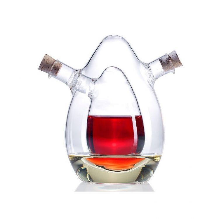 2 In 1 Oil Vinegar Dispenser