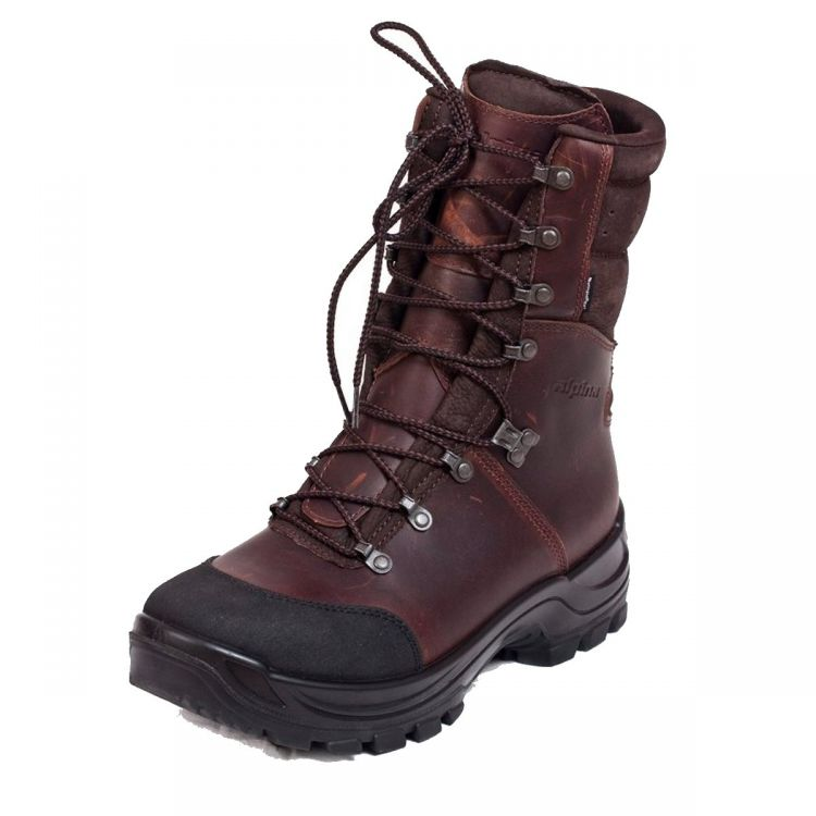 Alpina Trapper RJ Boots Brown Mökkimiescom - Alpina boot