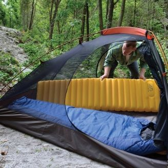 Alps Mountaineering Featherlite Air Pad