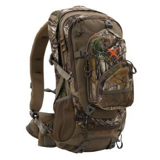 Alps Outdoorz Crossfire X Reppu Realtree 38L