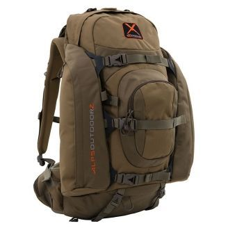 Alps Outdoorz Traverse X Reppu Coyote 48L