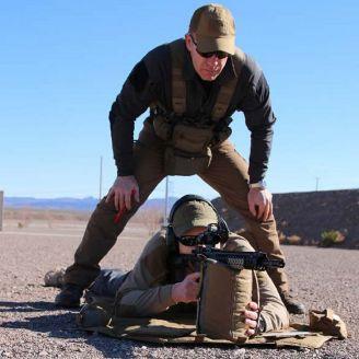 Helikon-Tex Cordura Shooting Bag Roller Small