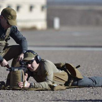 Helikon-Tex Cordura Shooting Bag Cube