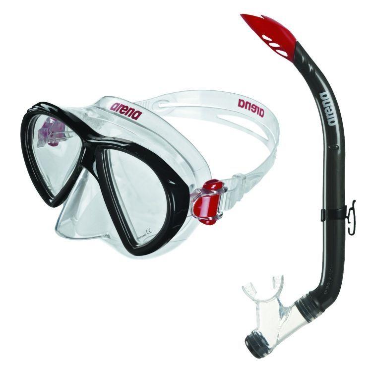 Arena Sea Discovery 2 Mask & Snorkel - Mökkimies.com