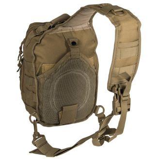 Mil-Tec Singe Strap Assault Pack Coyote