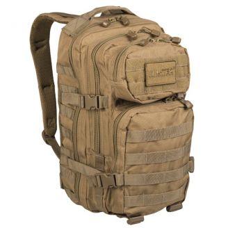 Mil-Tec Assault Pack Small 20l Coyote