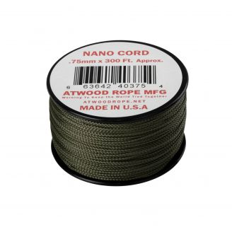 Atwood Rope MFG Nano Cord 300ft