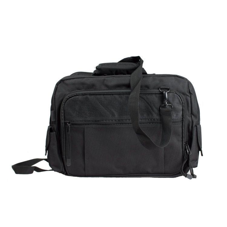 Puma Olkalaukku Musta : Mil tec shoulder bag aviator black m?kkimies