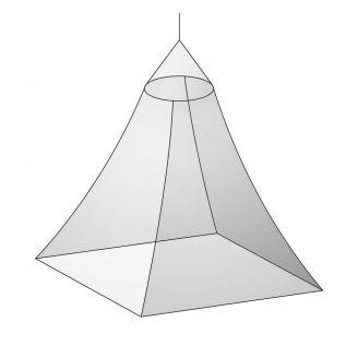 Basic Nature Mesh 850 Canopy Mosquito Net