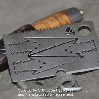 Bushcraft Essentials Survival Card