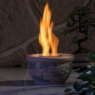 bioethanol lantern luna m. Black Bedroom Furniture Sets. Home Design Ideas
