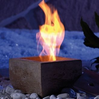 bioethanol lantern scodella m. Black Bedroom Furniture Sets. Home Design Ideas