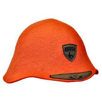 Borsa Huopakypärä Oranssi