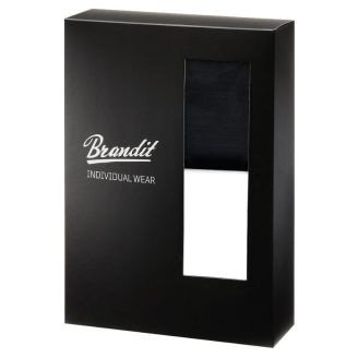 Brandit Boxerit 2 Pack White / Black