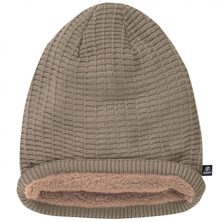 Brandit Unisex Beanie John Ajour-Knitted