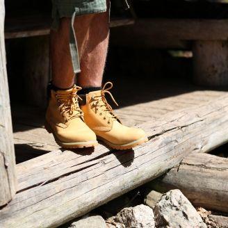 Brandit Kenyon Leather Boots - Mökkimies.com 35c42fdfda