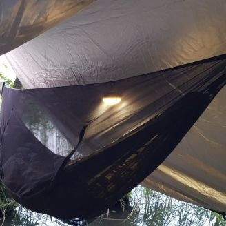 Bushmen Hyttysverkko Riippumatolle