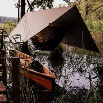 Bushmen 3x3 Thermo Tarp
