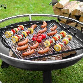 Cook King Grilliritilä Tulisijoille