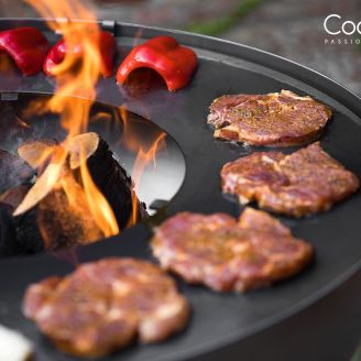 Cook King Grill Plate With Handles
