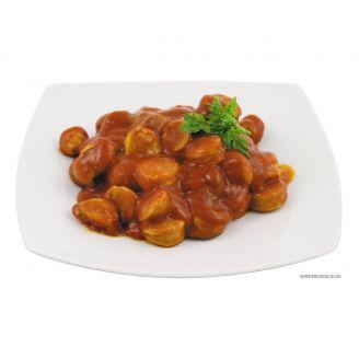 MFH Säilyke Currywurst 400g