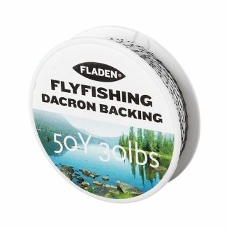 Fladen Dacron Fly Line Backing