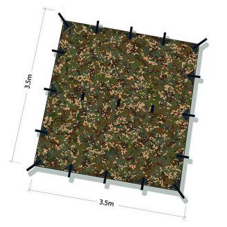 DD hammocks Tarp 3.5 x 3.5 MC