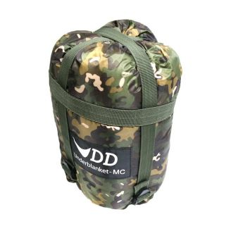 DD Hammocks Underblanket MC Camo