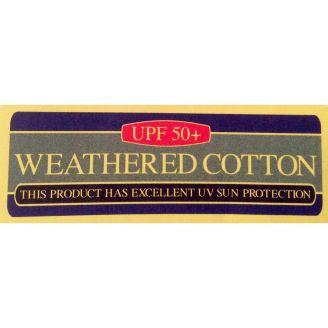 DPC Weathered Cotton Outback Lierihattu Ruskea