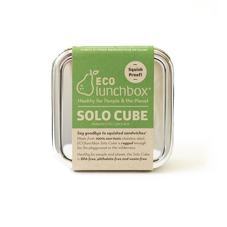 Eco Lunchbox Solo Cube - Mökkimies.com