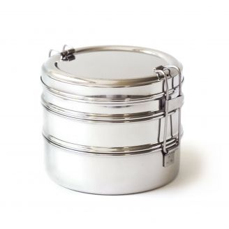 Eco Lunchbox Tri Bento Stainless Steel