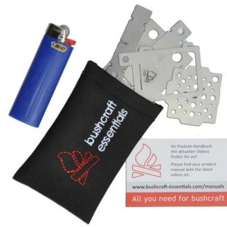 Bushcraft Essentials EDCBOX Risukeitin