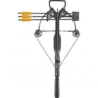 EK Archery Blade+ Jalkajousi 175lbs Musta