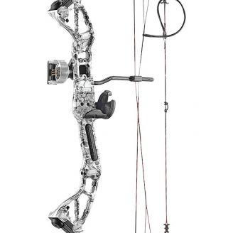 EK Archery Rex 15-55lbs Taljajousi RH Skull Camo