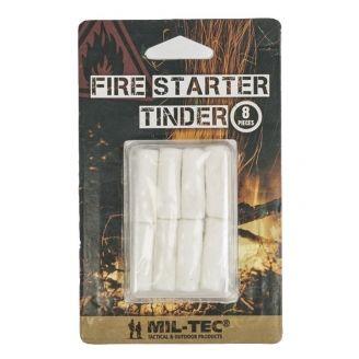 Mil-Tec Fire Starter Sytykettä 8kpl