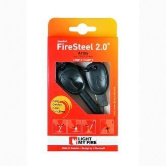 Firesteel 2.0 Army Black