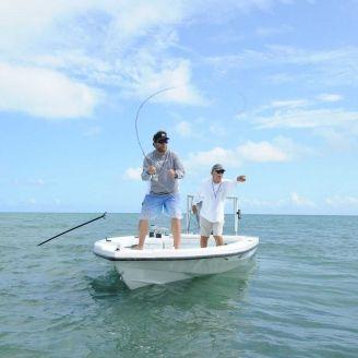Flying Fisherman Passport Matkavapasetti