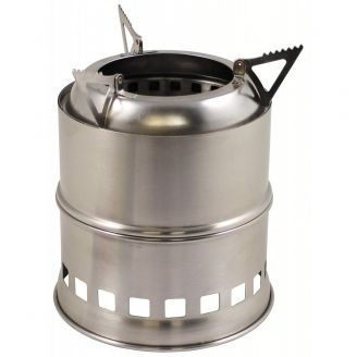 Fox Outdoor Woodgas Stove Risukeitin