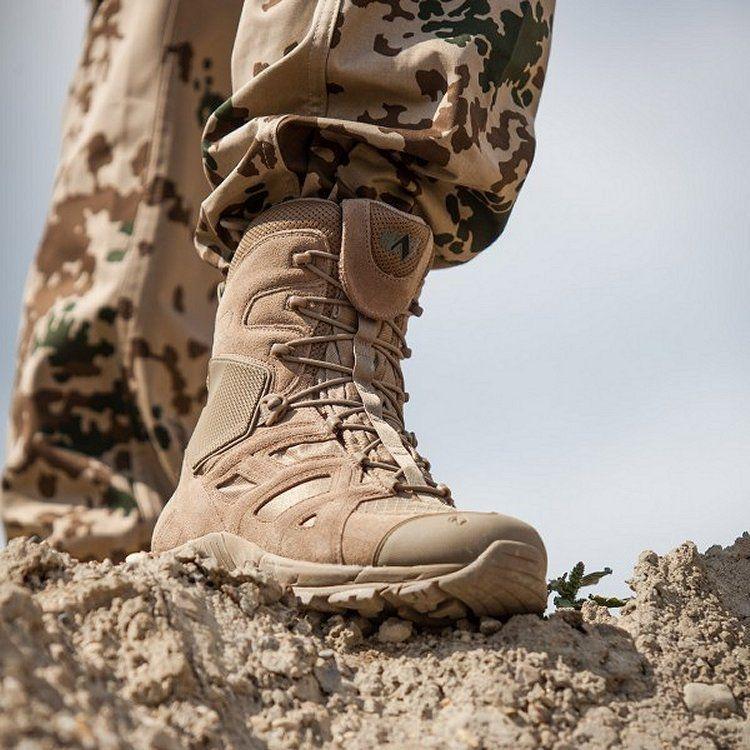 Haix Black Eagle Athletic 11 High Boots Desert M 246 Kkimies Com