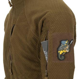 Helikon-Tex Alpha Tactical Grid Fleece Musta