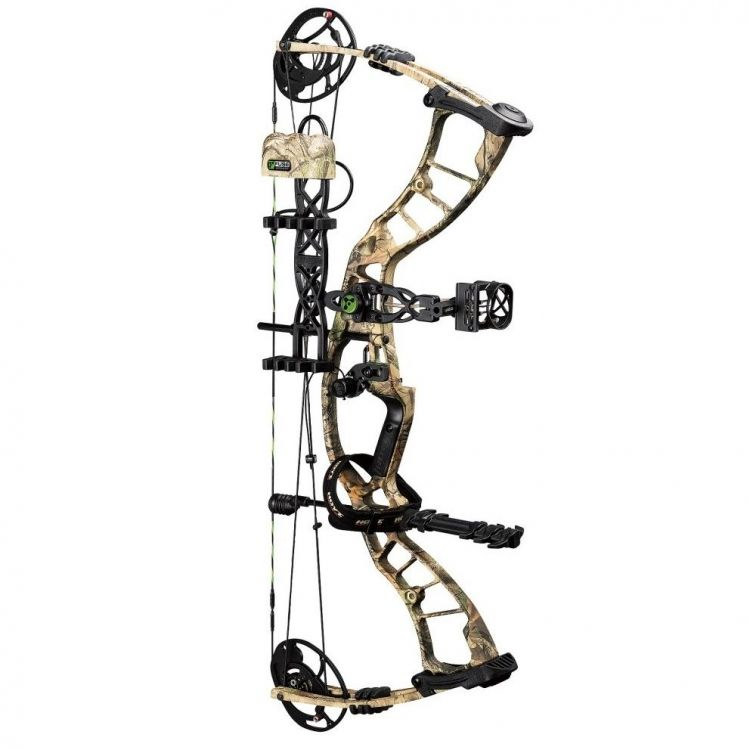 Hoyt Powermax Combound Bow Package 70lbs RH Realtree ...