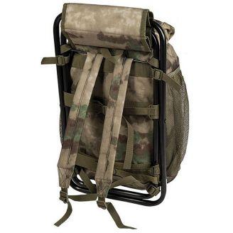 Mil-Tec Backpack Seat Mil-Tacs FG