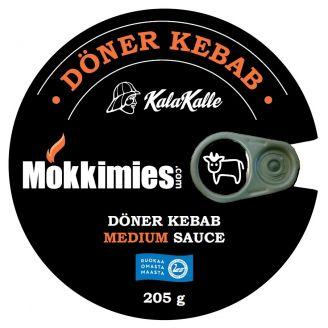 Kalakalle Döner Kebab Medium 205g