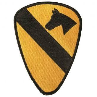 Mil-Tec US 1st Cavalry Kangasmerkki