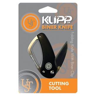 UST Klipp™ Biner Knife Black