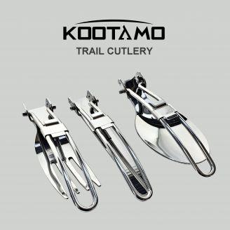Kootamo Trail Cutlery, Folding