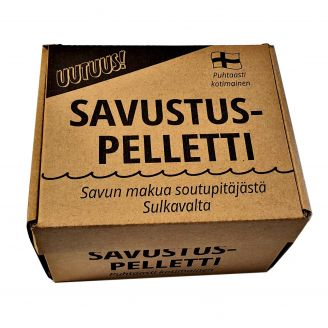 Finnish Smoking Pellet