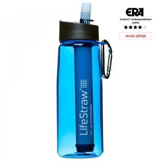 LifeStraw® Go Vedenpuhdistin Juomapullolla