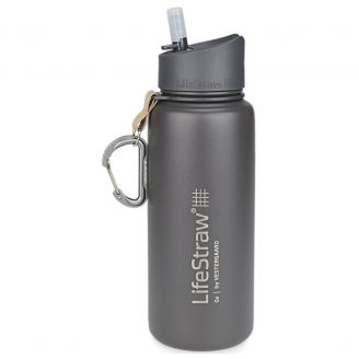 LifeStraw Go Stainless Vedenpuhdistin Juomapullo